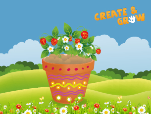 Create and Grow Summer Holidays - Week 2