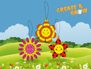 Create and Grow Summer Holidays - Week 4