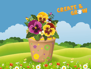 Create and Grow Summer Holidays - Week 5