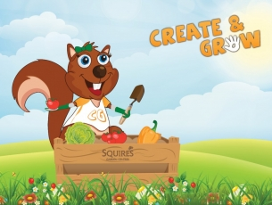 Create and Grow Summer Half Term  - Reigate