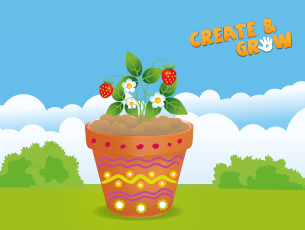 Create and Grow Summer Holidays - Week 1