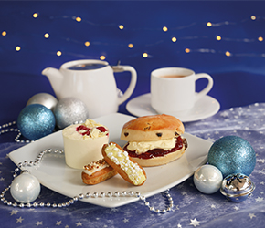 Festive Cream Tea - Chertsey