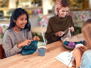 Knit and Natter - Shepperton