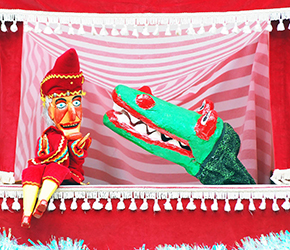 Punch & Judy Show  - West Horsley
