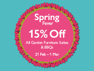 Spring Fever Promotion  - Shepperton