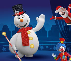 Christmas Circus - The Greatest Snowman - Stanmore