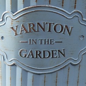 Yarnton in the Garden