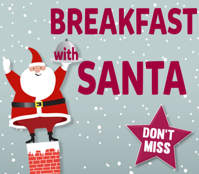 Breakfast with Santa 2019 - Holland Arms