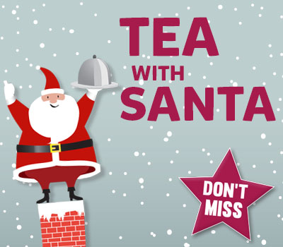 Tea with Santa 2018 - Houghton Hall