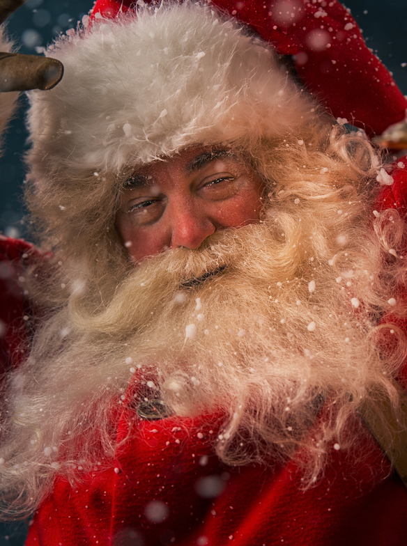 Father Christmas Grotto Experience- Lacock