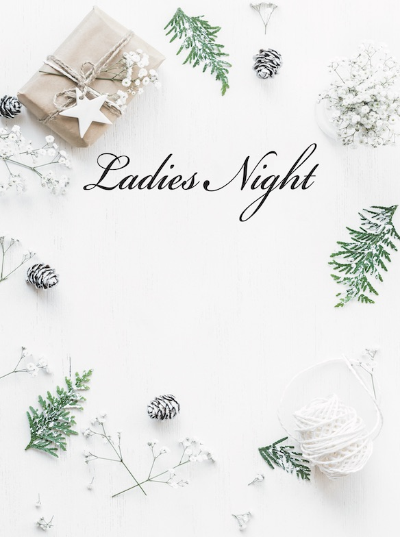 Ladies Festive Shopping Evening